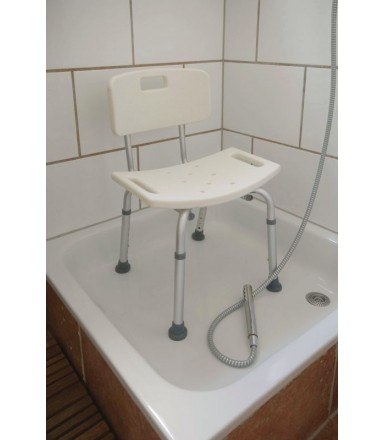 Shower Chair RFM with backrest
